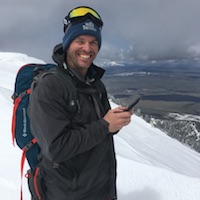 jeff m messaging from mountain top