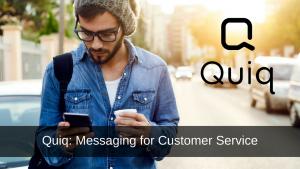 Customer Service Messaging