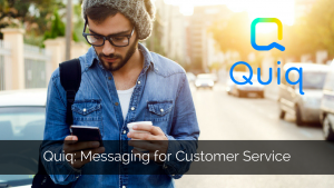 messaging for customer service