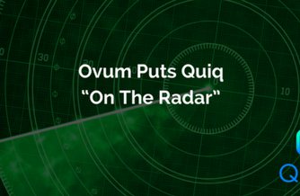 Quiq helps ovum engage customers
