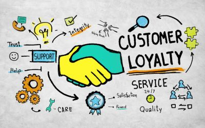 Customer retention for service based businesses