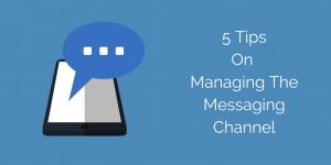 managing messaging