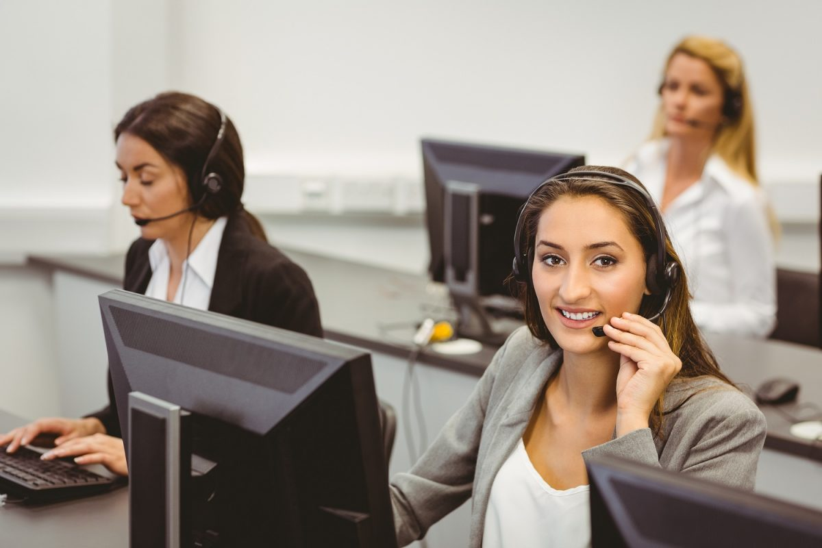 contact center staffing