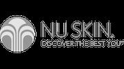 NuSkin gray png logo