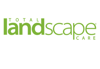 Total Landscape Care logo with green text and white background