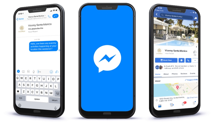 Facebook Messenger for Business is mobile, just like your customers