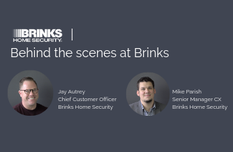 Behind the scenes at Brinks Home Security with Jay Autry and Mike Parish