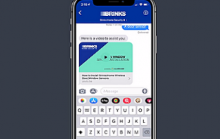 Brinks makes headlines with messaging for business