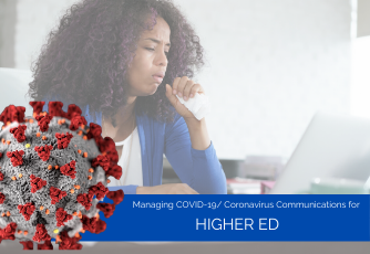 managing Covid-19 - higher education