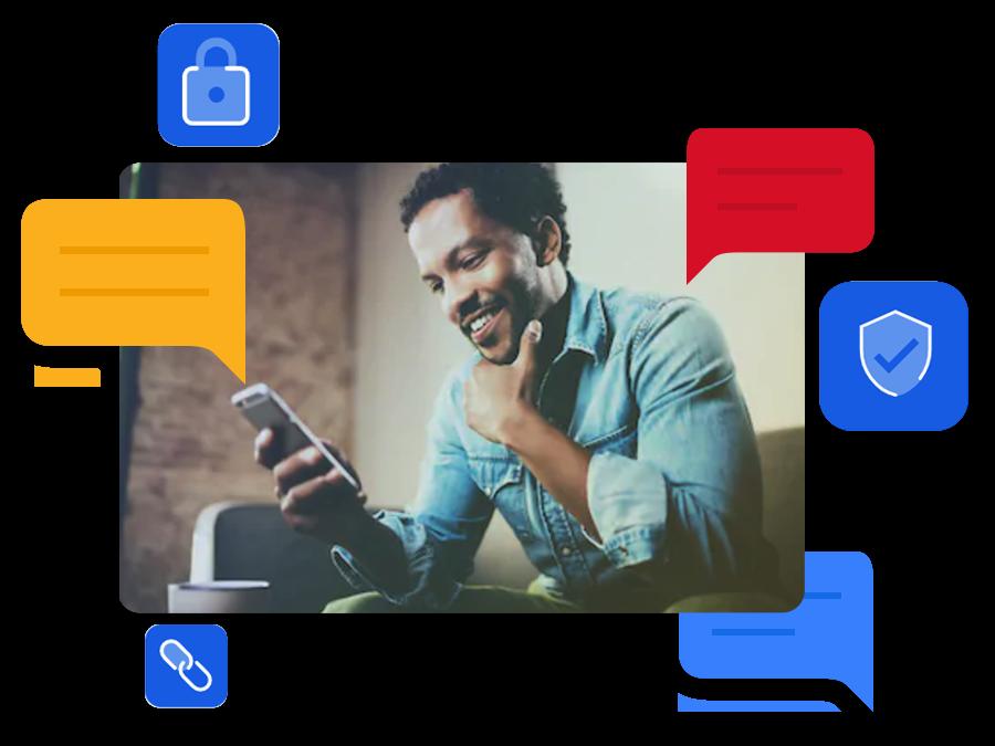 Verified SMS Business_Messaging_Customer_Service_Google