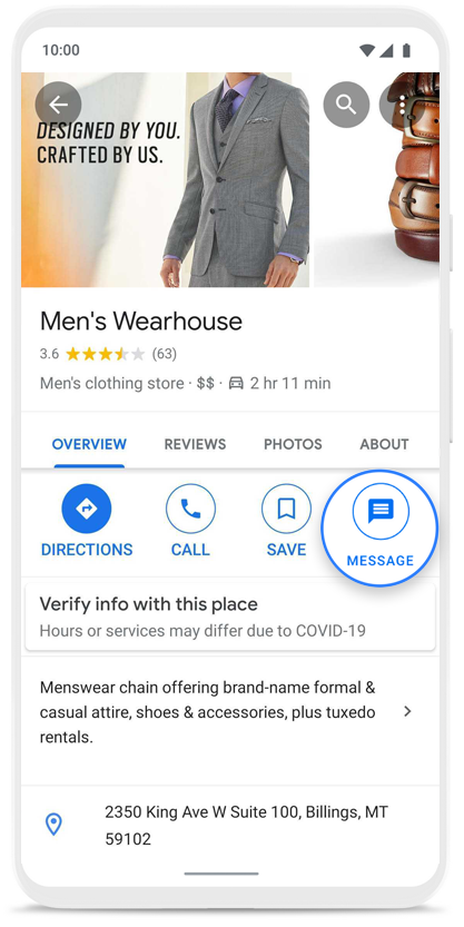 Googles_Business_Messages_Google_Search_Mens_Wearhouse_Business_Messaging
