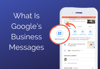 what is Google's Business Messages