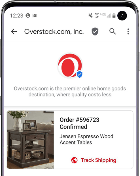 RCS_Business_Messaging_Retail_Example_Overstock_Order_Confirmation