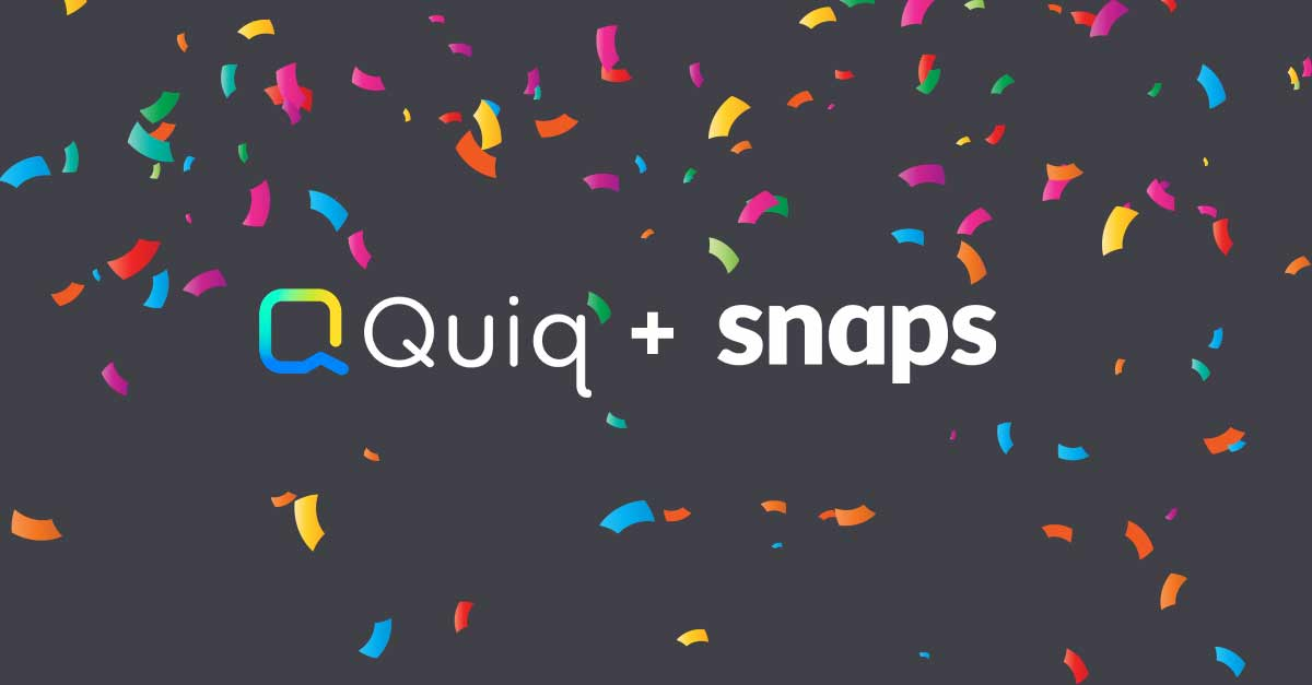 Quiq Has Acquired Snaps, A Leader In Conversational AI